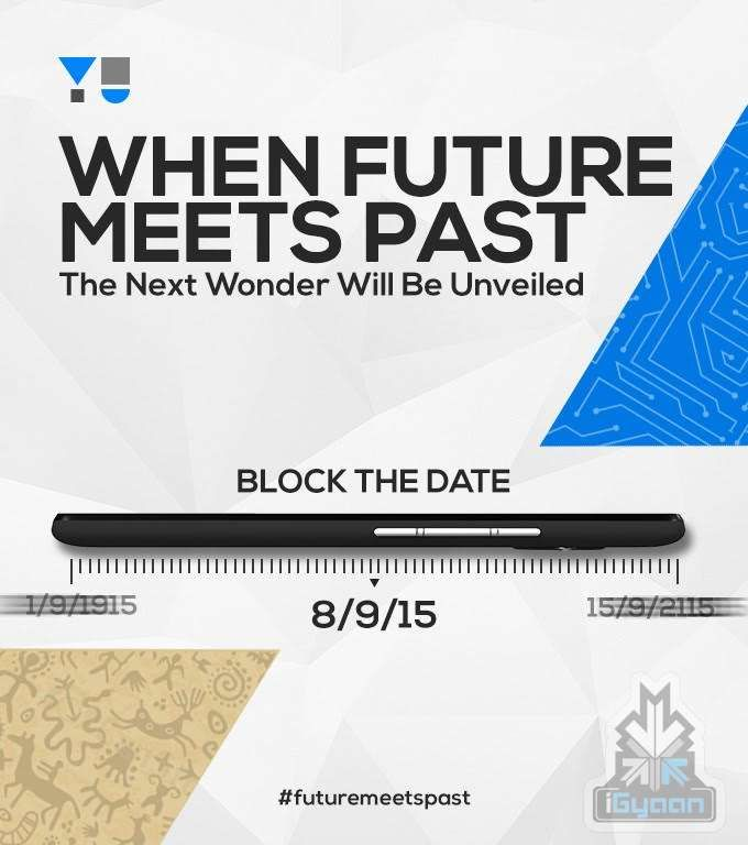 "Yu's Upcoming Smartphone 'Yutopia' Expected to Come With 4GB RAM ""We've already reported that Yu Televentures is back with another announcement of a new phone that will be launched on the 8th of..."