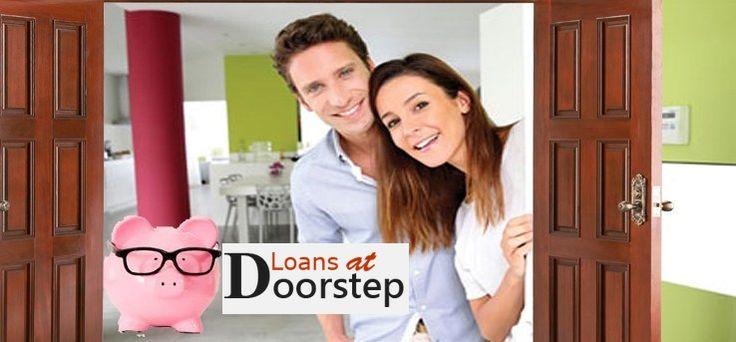 Doorstep Cash Loans - Get Quick Cash In Urgency Right At Your Door!