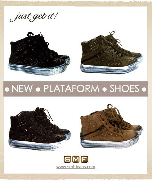 New Plataform Shoes   || SHOP ONLINE  ||