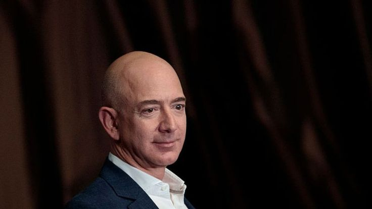 Jeff Bezos: Five things you may not know about Amazon's founder