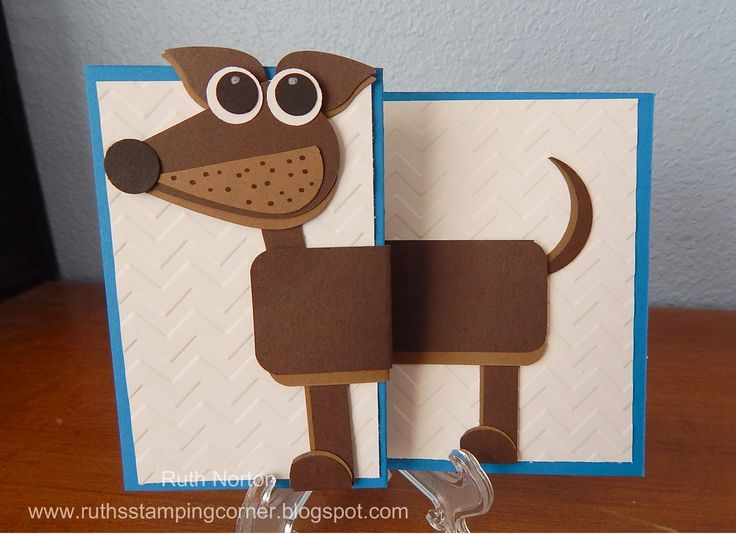 Awesome Card Making Ideas Using Punches Part - 6: Ruthu0027s Stamping Corner: Punches