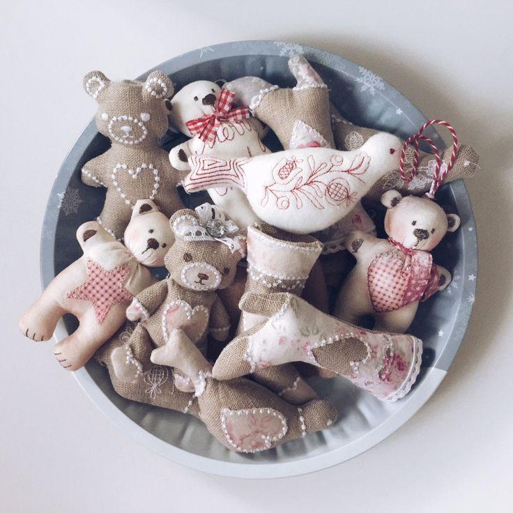 В гостях у Джульетты: Елочные игрушки своими руками