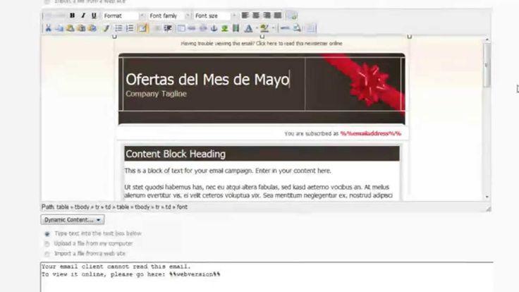 http://www.castbulk.com CastBulk es la plataforma de email marketing muy fácil de utilizar, ayudando a miles de negocios pequeños, los vendedores y las marcas CastBulk te ayuda a mejorar tus resultados. CastBulk incluye una herramienta para crear newsletter de forma muy sencilla de editar con muchas plantillas en html y poder elegir el boletín a enviar.  mailcastbulk, mail castbulk, email marketing, email marketing software, mail server, send emails, enviar email, castbulk mail, email…