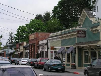 Downtown La Conner