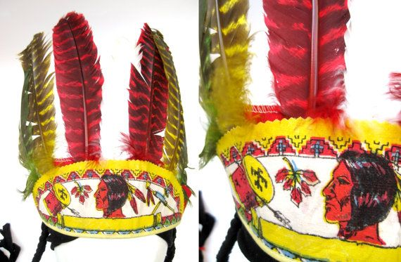 Indian Princess Costume Native American Feather by aquamarinedream, $40.00