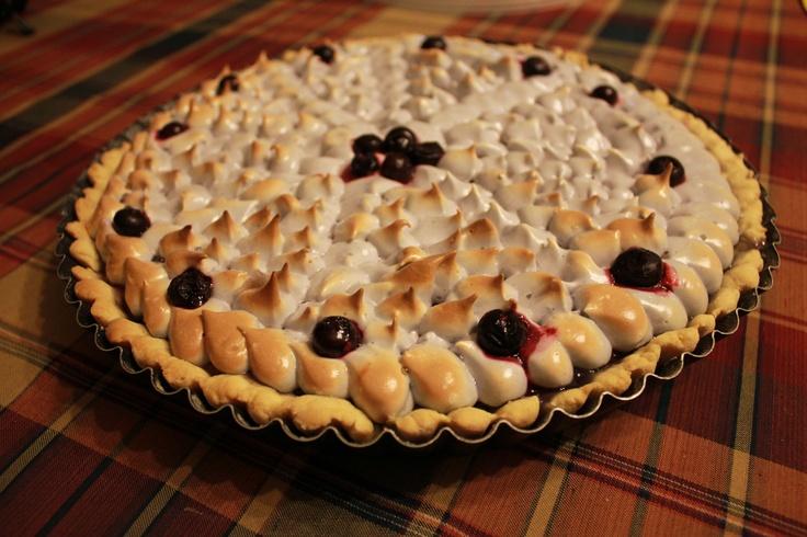 Blueberry Creampie by NinaVasquez