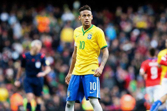 Neymar - Associated Press