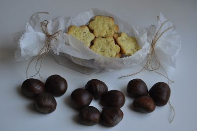 Sm: biscoitos de castanha portuguesa