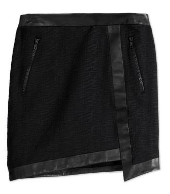 Helmut Lang Warped Leather