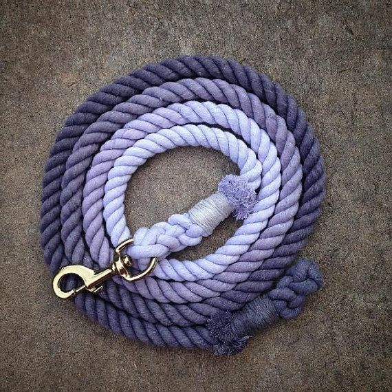 Stormy Horse Lead Rope by GrayCoDesigns on Etsy