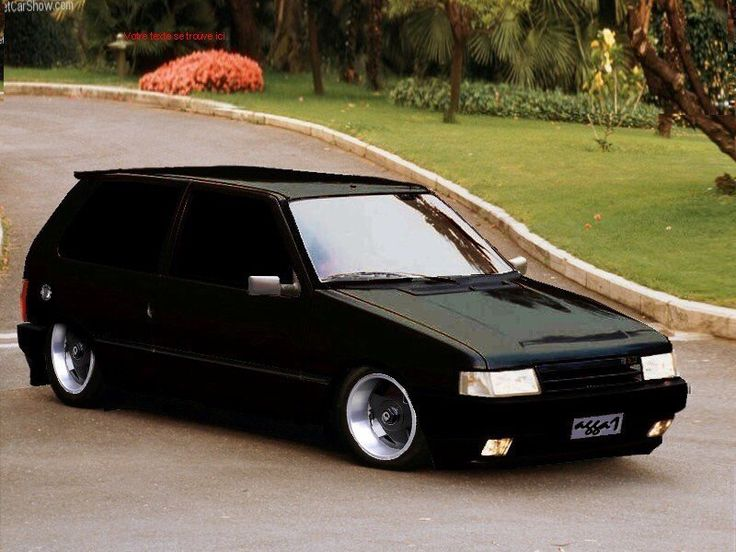 Fiat Uno Turbo..