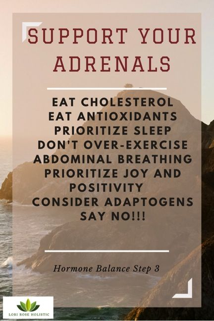 Your adrenals impact your hormonal health in many ways! Diet, lifestyle and STRESS combine to keep them in check or over-producing cortisol and stressing out your system even more.