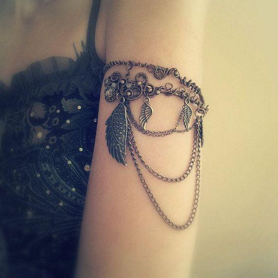 1000 Ideas About Bracelet Tattoos On Pinterest: 1000+ Ideas About Arm Cuff Tattoo On Pinterest