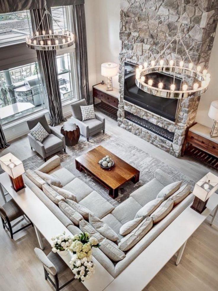 25 Ultra Stylish Popular Living Room Designs