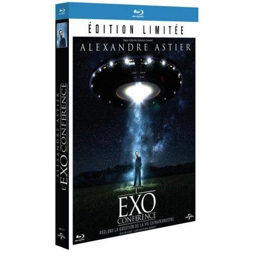 Alexandre Astier : l'Exoconférence Blu-Ray - Alexandre Astier - Astier sur Fnac.be