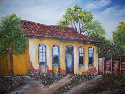 Blog de artescomaleia :Artes com a Léia, Pintura em Tela