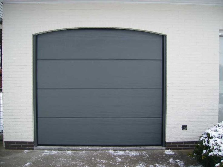 ral 7043 - Garage Door