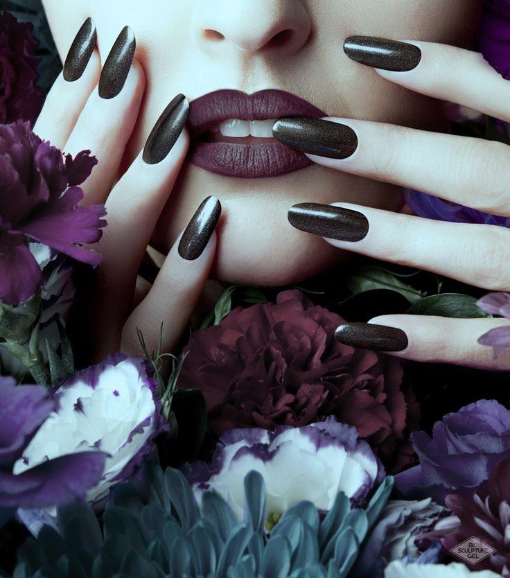 38 best New! images on Pinterest   Bio sculpture nails, Sculptured ...