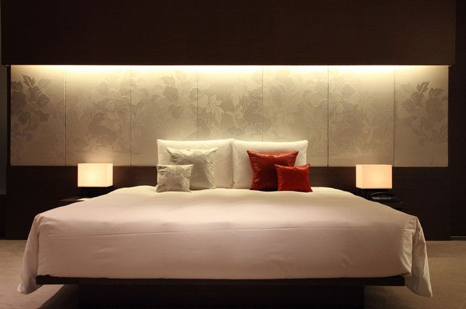 Luxury room at Hyatt Regency Kyoto Hotel designed by Go On