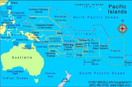 Cook Islands Documentary