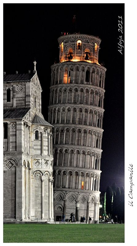 The Steeple - Pisa, Pisa
