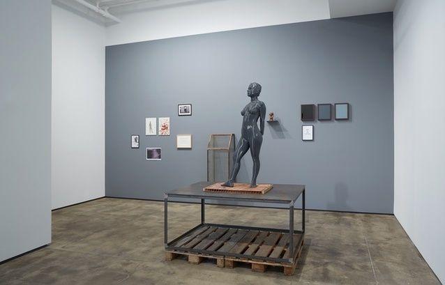 Julião Sarmento | Third Easy Piece (2013) | Available for Sale | Artsy