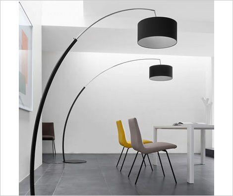trendy modern floor lamps 6 very tall floor lamp designs captivatist