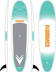 10.6 Monte Cristo Mint SUP Standup Paddle Board Surf