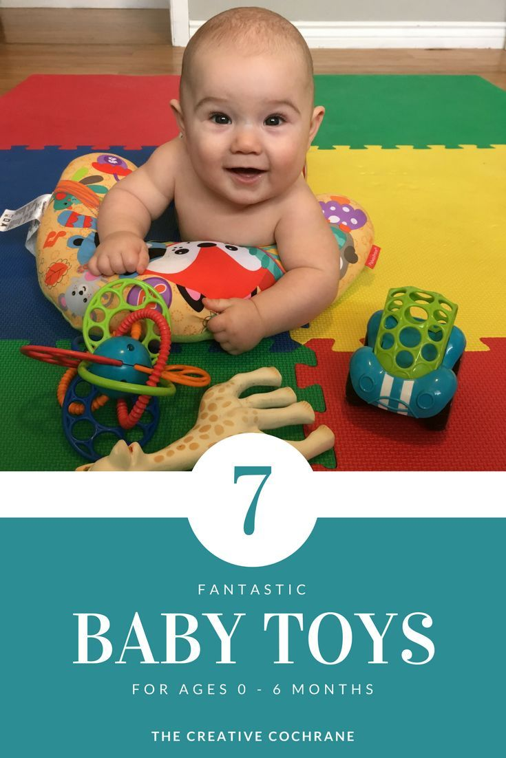 7 Fantastic Baby Toys For Ages 0 6 Months Baby Toys Baby Month By Month Fantastic Baby