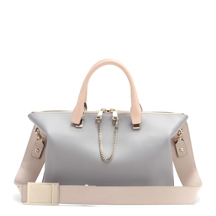 mytheresa.com - Baylee Medium leather tote - Totes - Bags - Luxury ...