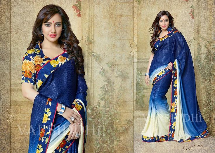 #Bollywood #PartySaree #NehaSharma #bollywoodSaree #DesignerSaree #GeorgetteSaree #buy online best price India. (Cat - neha-sharma-6027) price to inbox me or goto link