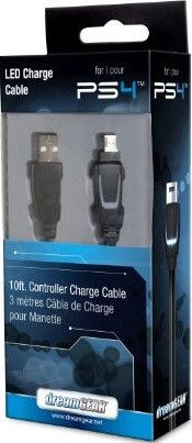 PS4 LED Charge Cable