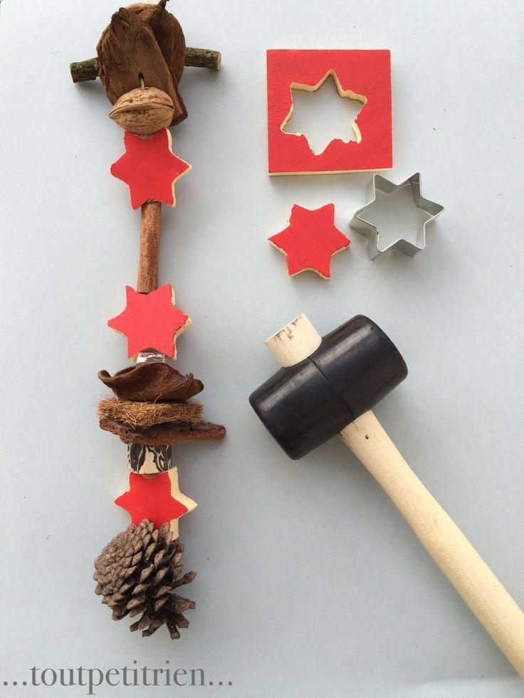 Extrem 244 best Bricolage de Noël images on Pinterest | Christmas  JT01
