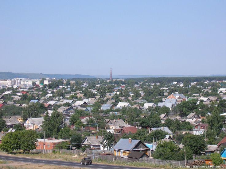 город Волжск