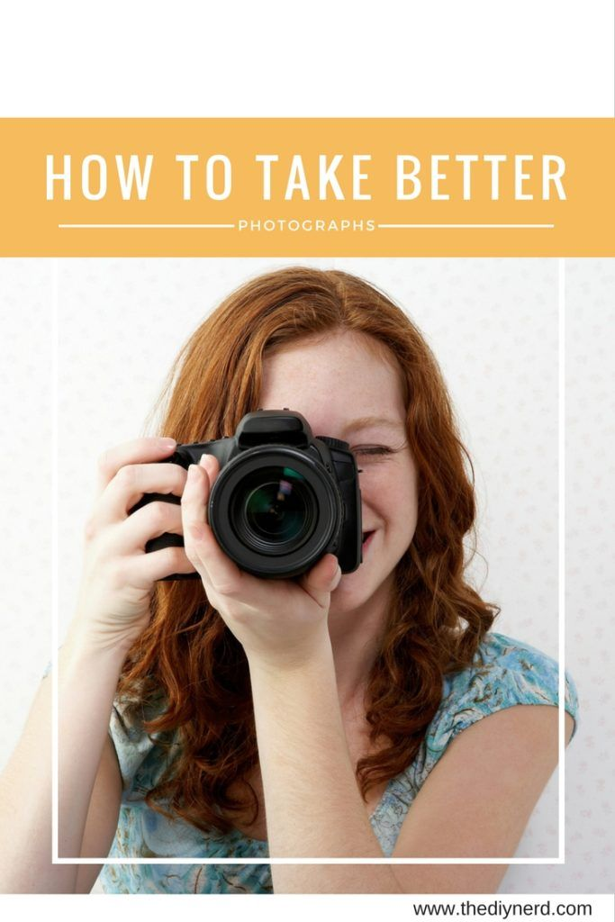How to Take Better Photographs  Some people think that great photography requires an expensive camera, but good technique is more important than expensive equipment. If you are unhappy with the quality of your photos, then you might benefit from reviewing some of the basics and ensuring that you are using your camera as effectively as possible.