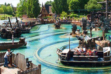 ToPiLauLa-Schlacht | Heide Park Resort