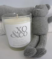 XO and Co. Soy candles and wedding bonboniere |  Oh Baby!