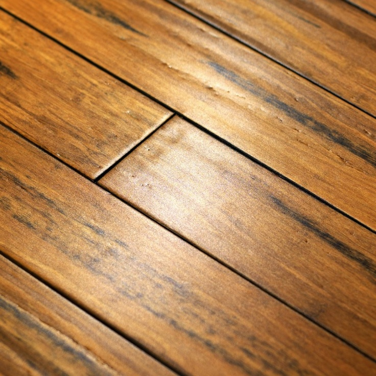 hand scraped solid strand woven bamboo woodstock bamboo flooring