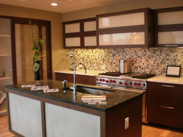 10 best Mixing Countertop Materials images on Pinterest Dream