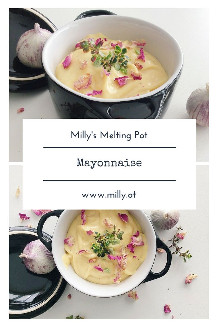 Many people hesitate to try this at home because they might think it's too complicated or maybe they don't trust the quality of the eggs. However I promise: making mayonnaise is so easy and it tastes so much better than the one you can buy. #mayonnaise# homemade #recipe #quick #barbecue