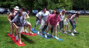 Graduation Party Games | Company Picnics Kentucky & Ohio - Black Diamond Casino Events, LLC
