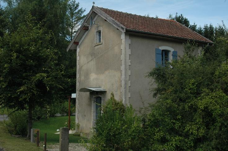 iedereen enthousiast over dit vakantiehuisje in Consenvoye/France. www.alusine.com