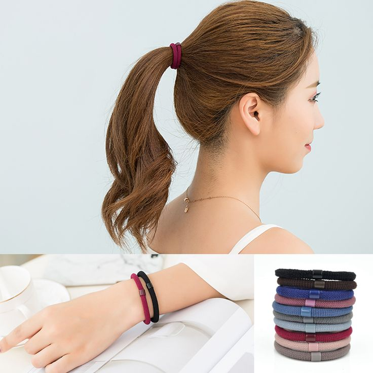 10pcs/lot 2017 New Elastics Hair Holders Hair Bands Gum Fashion Women Rubber Bands Girl's Headwear Tie Hair Accessories OL Style -  Buy online 10pcs/lot 2017 New Elastics Hair Holders Hair Bands Gum Fashion Women Rubber Bands Girl's Headwear Tie Hair Accessories OL Style only US $1.94 US $1.71. This shopping online sellers give you the best deals of finest and low cost which integrated super save shipping for 10pcs/lot 2017 New Elastics Hair Holders Hair Bands Gum Fashion Women Rubber Bands…