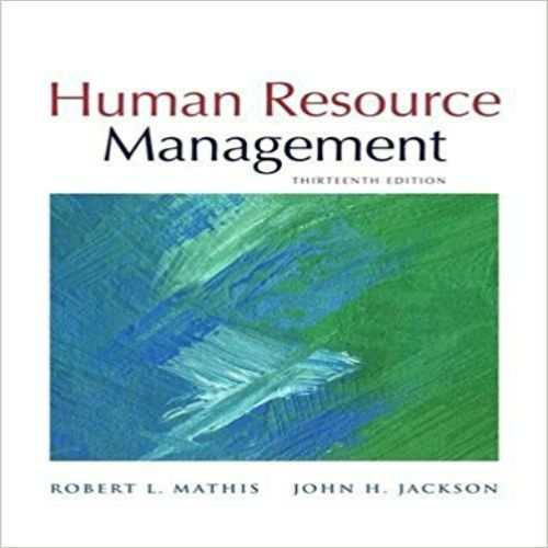 46 best test bank free images on pinterest test bank for human resource management 13th edition by mathis fandeluxe Gallery