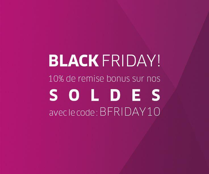 C'est BLACK FRIDAY chez Juwelo! -10% sur toute le bijouterie en ligne !