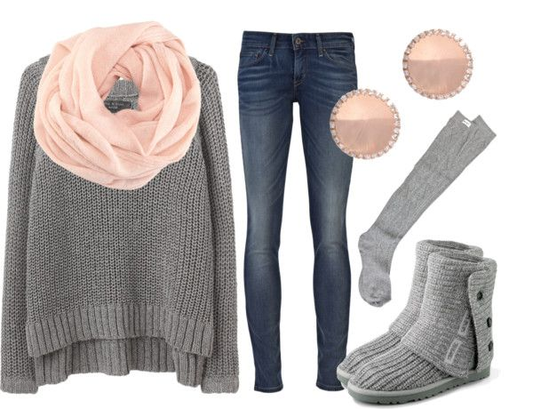 i could definitely handle a day in this.: Winteroutfit Anna7891, Winteroutfit 13, Winter Outfit, Fall Winteroutfit