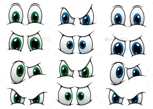 Cartoon Characters Eyes : Best ideas about cartoon eyes on pinterest drawing