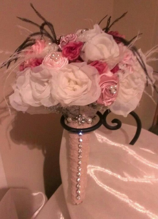 Created by LeeJames vintage petals. Side view