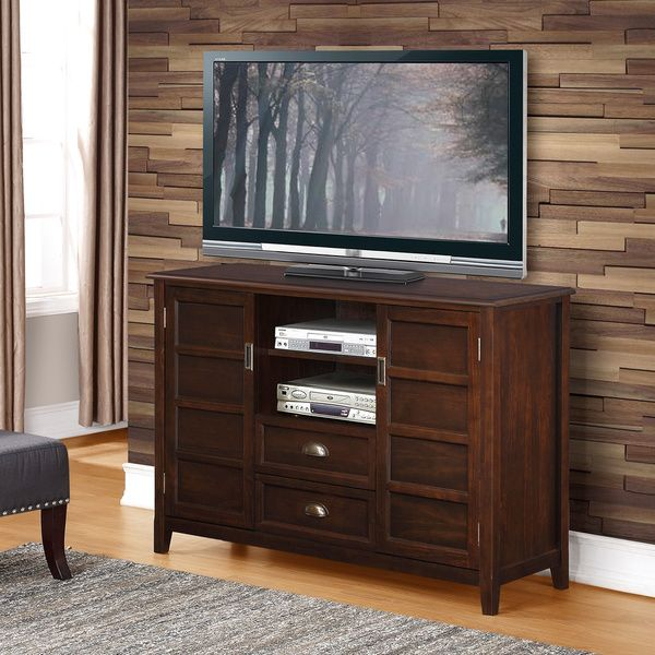 WYNDENHALL Portland Collection Espresso Brown Tall TV Stand for TV s up to  60 Inches by WyndenHall. 17 Best ideas about Tall Tv Stands on Pinterest   Tall tv cabinet