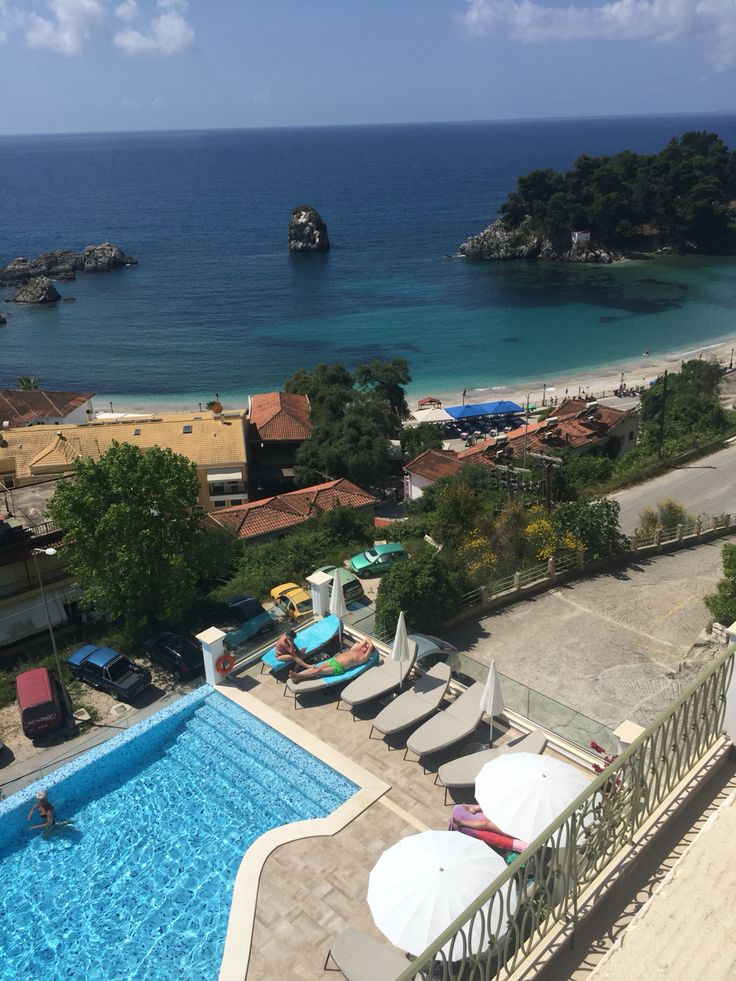 Parga Beach Hotel Thomas Cook